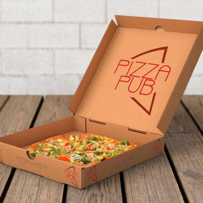 Pizzabox Pizzapub
